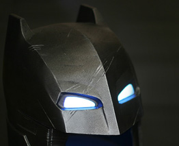 3D Printed Batman Helmet